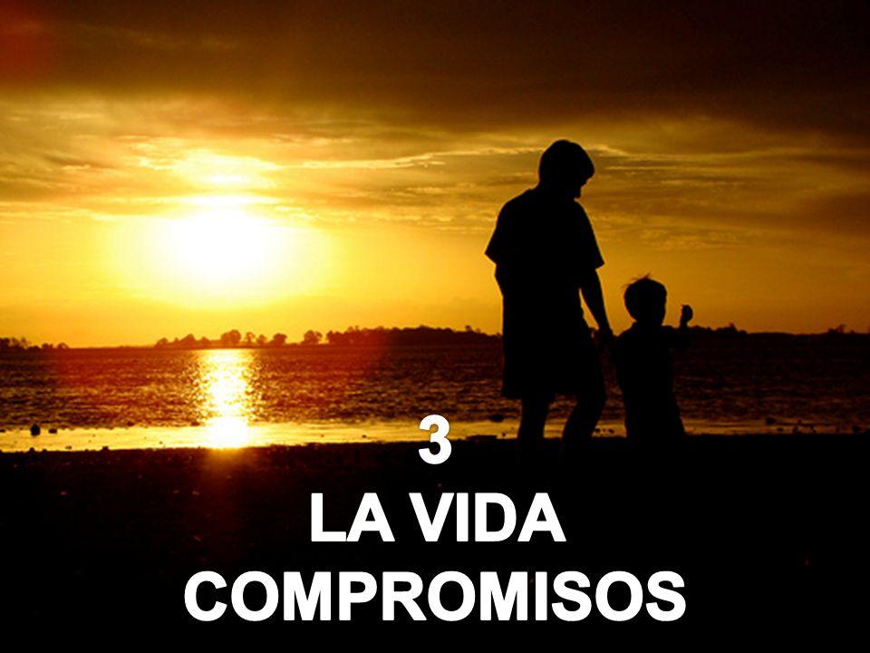 3 LA VIDA COMPROMISOS