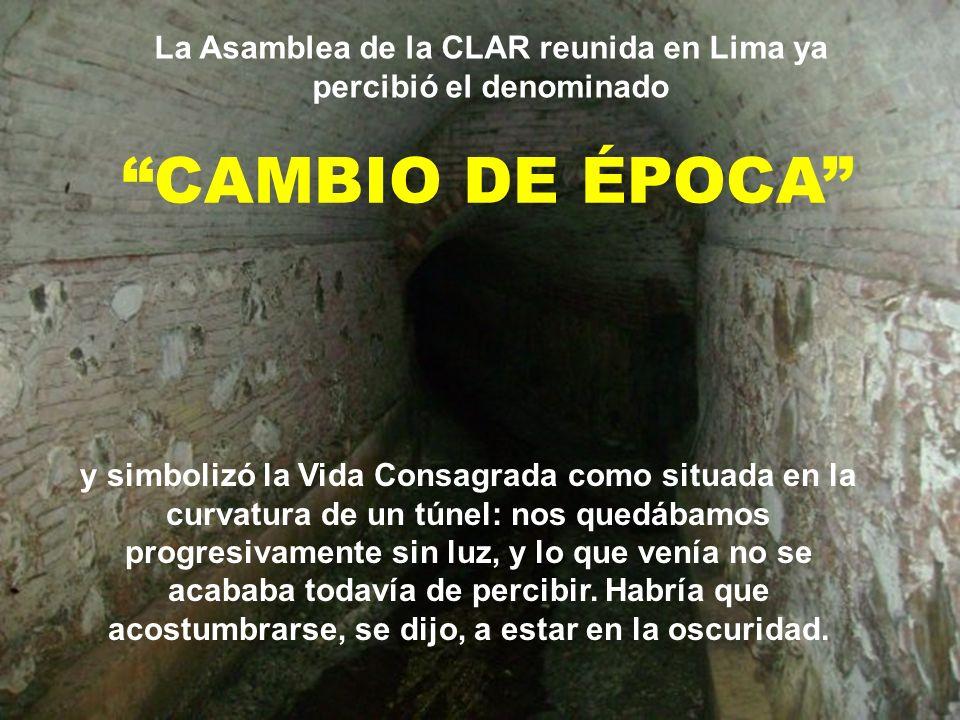 La Asamblea de la CLAR reunida en Lima ya percibió el denominado