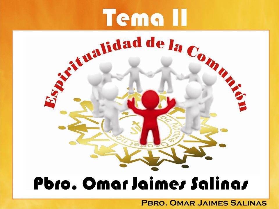 Pbro. Omar Jaimes Salinas