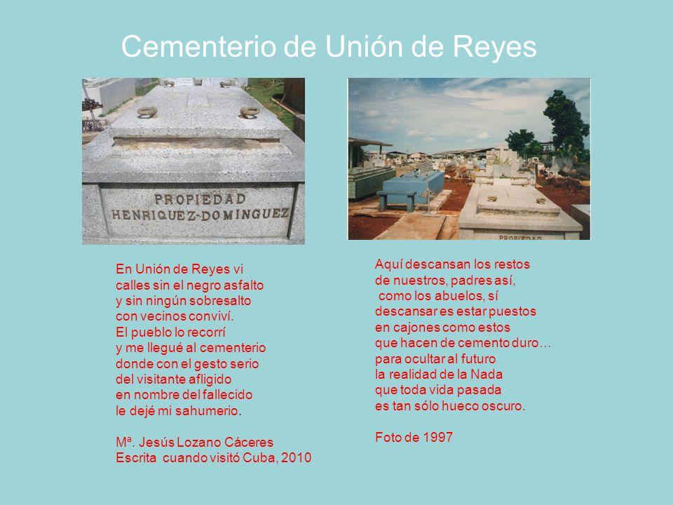 Cementerio de Unión de Reyes
