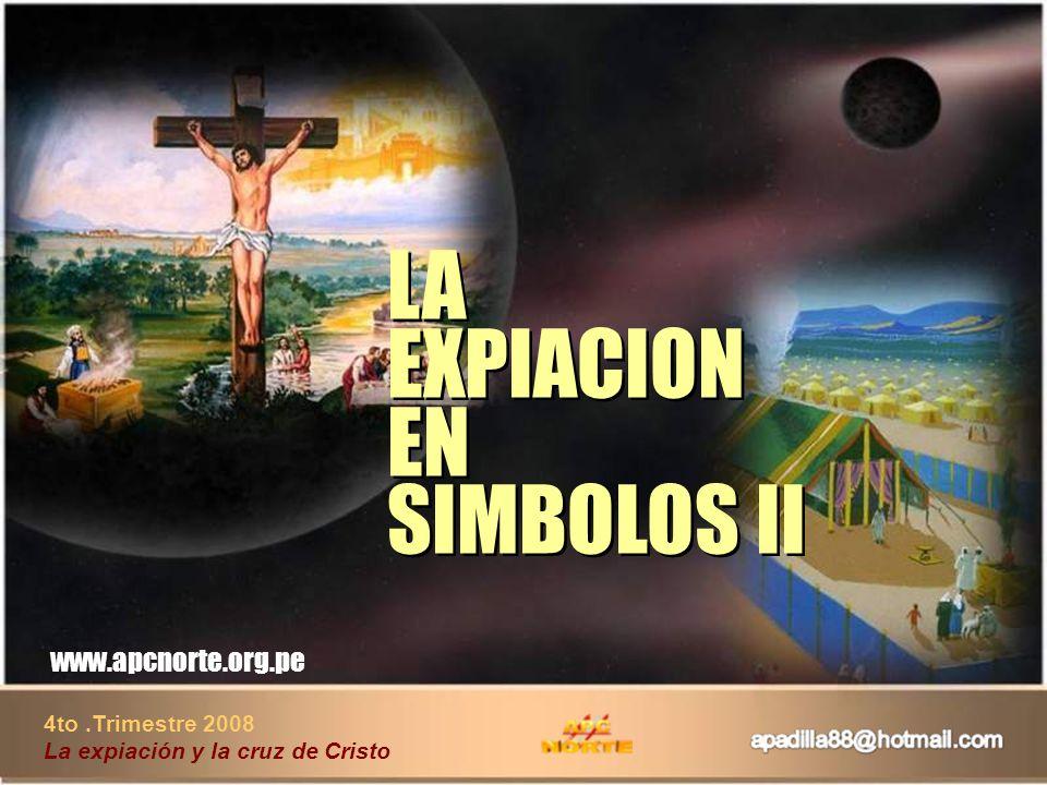 LA EXPIACION EN SIMBOLOS II