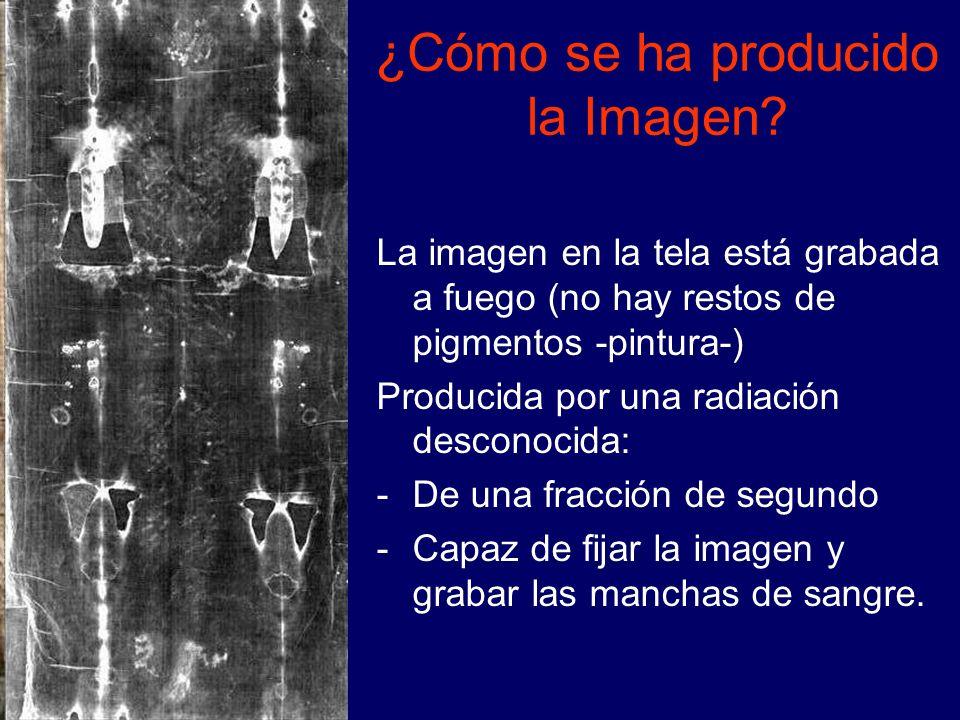 ¿Cómo se ha producido la Imagen