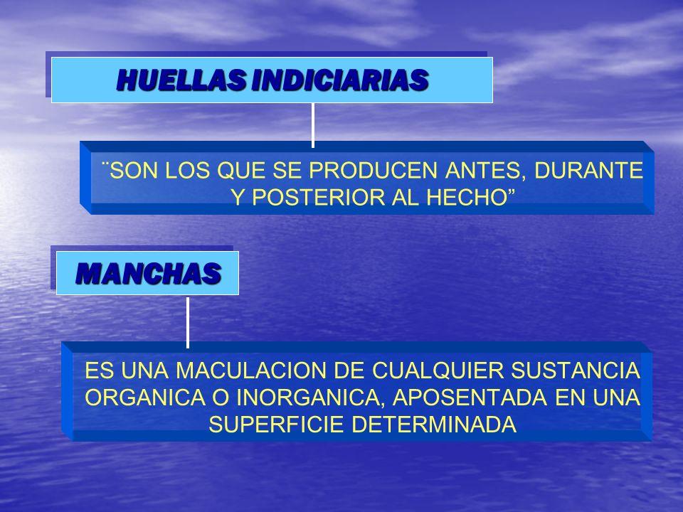 ¨SON LOS QUE SE PRODUCEN ANTES, DURANTE Y POSTERIOR AL HECHO