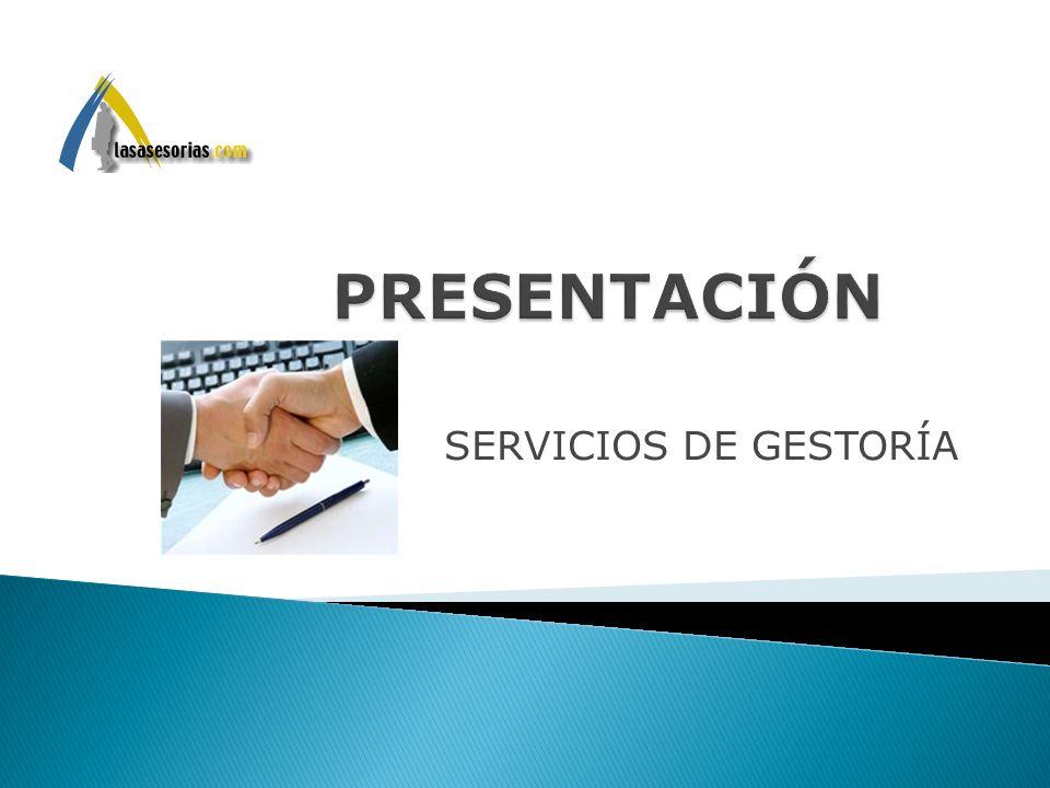 Asociación de Asesores de Empresa SERVICIOS DE GESTORÍA