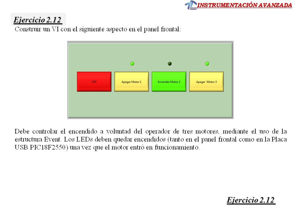 Ejercicio 2.12 Ejercicio 2.12