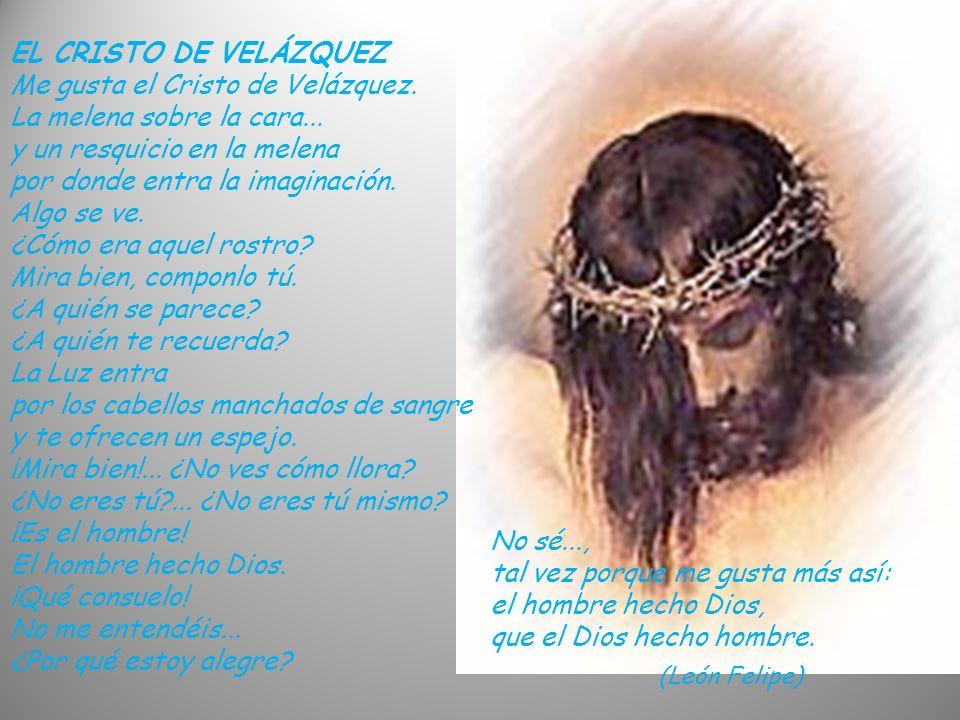 EL CRISTO DE VELÁZQUEZ