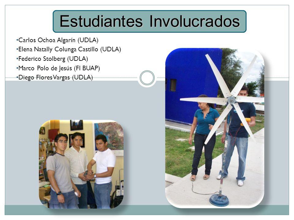Estudiantes Involucrados