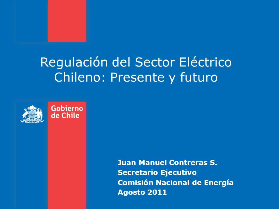 Regulación del Sector Eléctrico Chileno: Presente y futuro