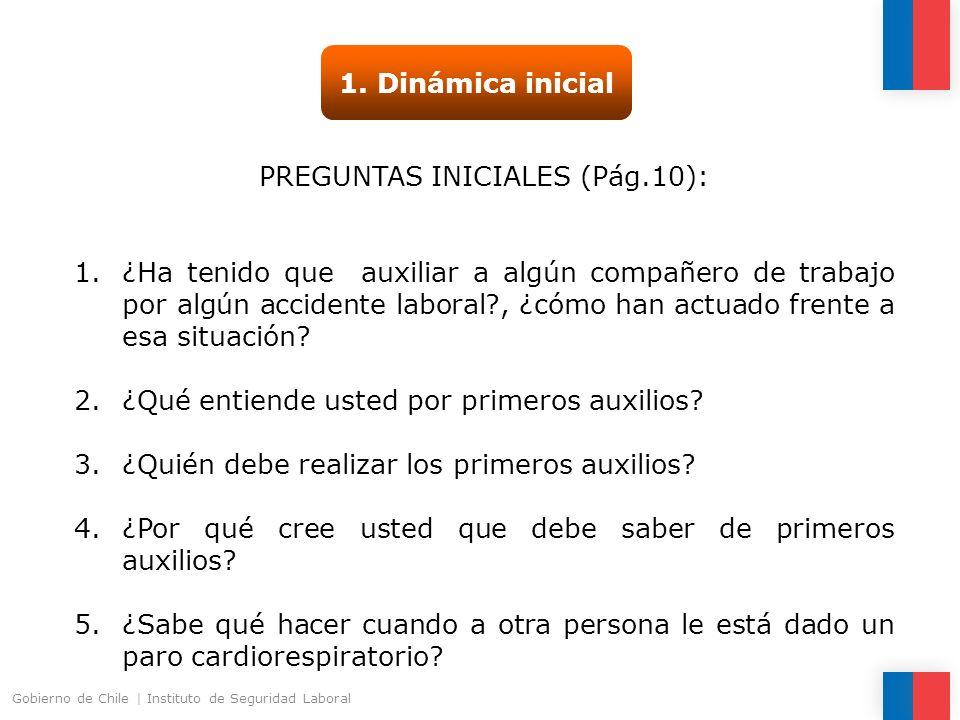 PREGUNTAS INICIALES (Pág.10):