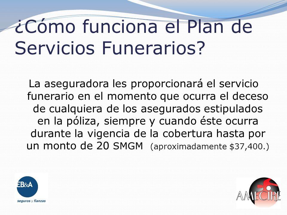 ¿Cómo funciona el Plan de Servicios Funerarios