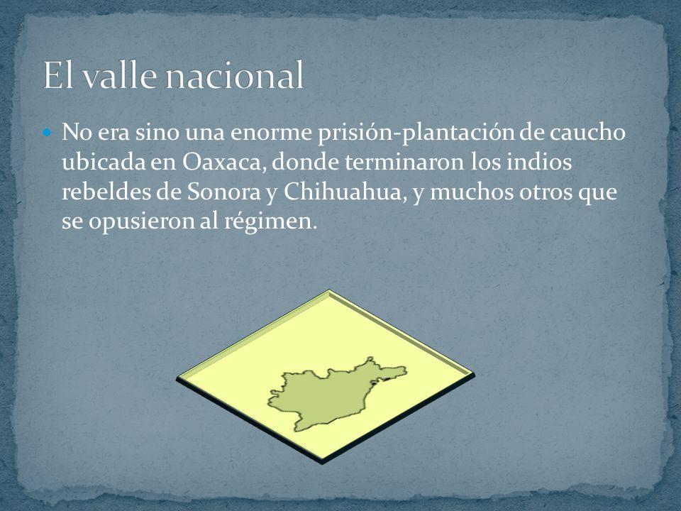 El valle nacional