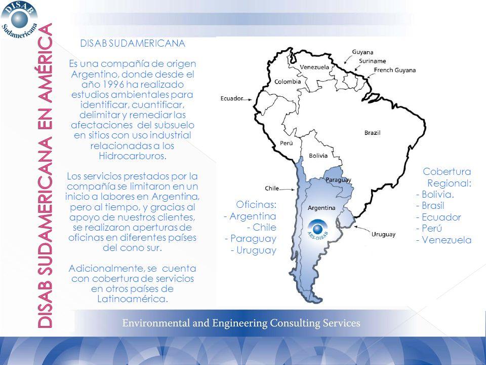 Disab Sudamericana en América