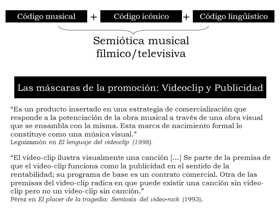 + + Semiótica musical fílmico/televisiva