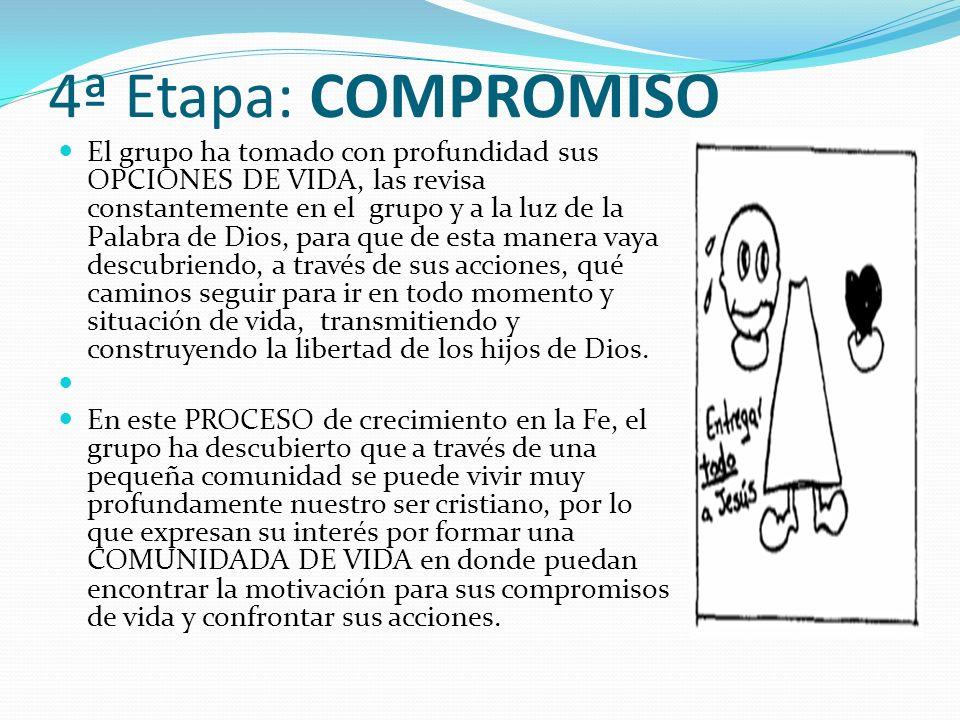 4ª Etapa: COMPROMISO
