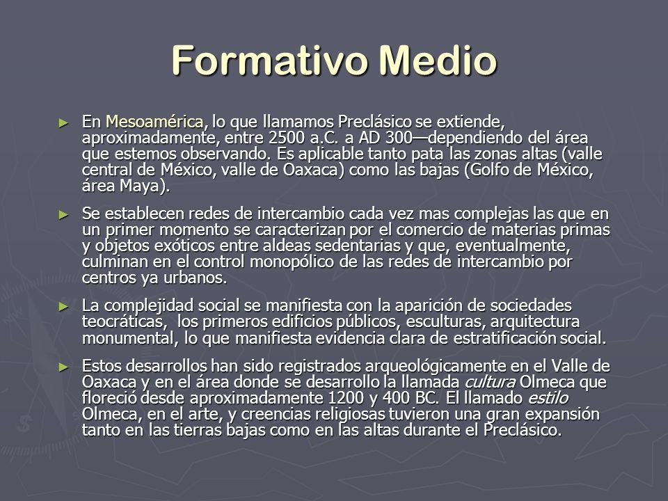 Formativo Medio