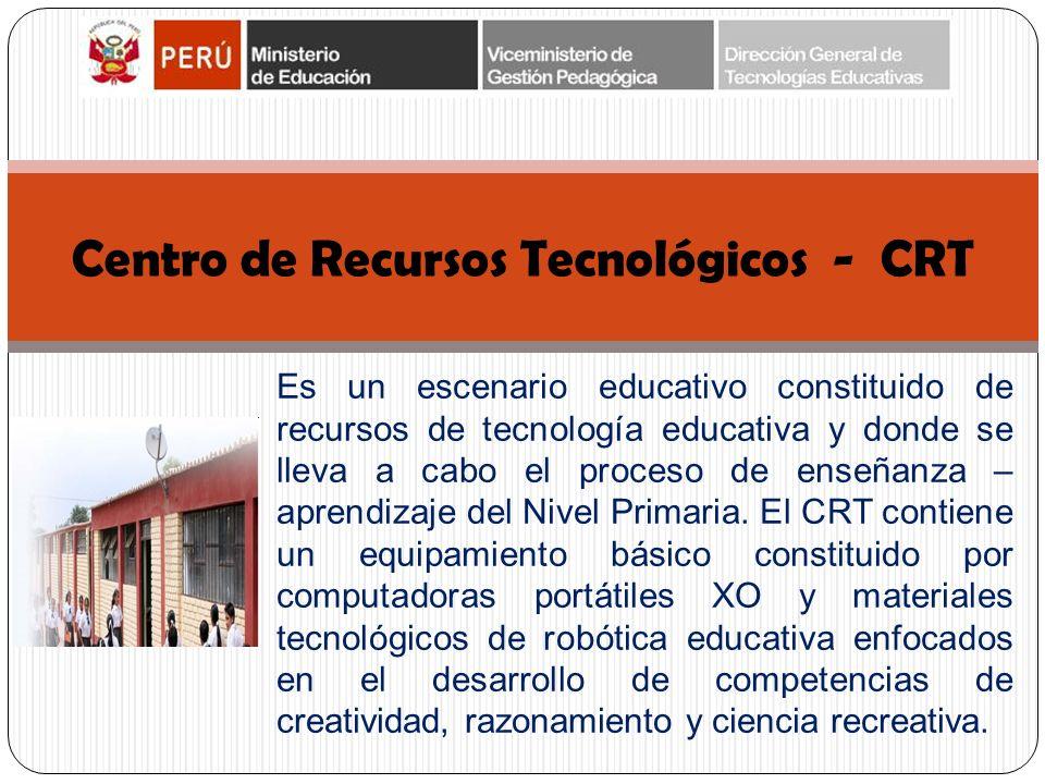 Centro de Recursos Tecnológicos - CRT