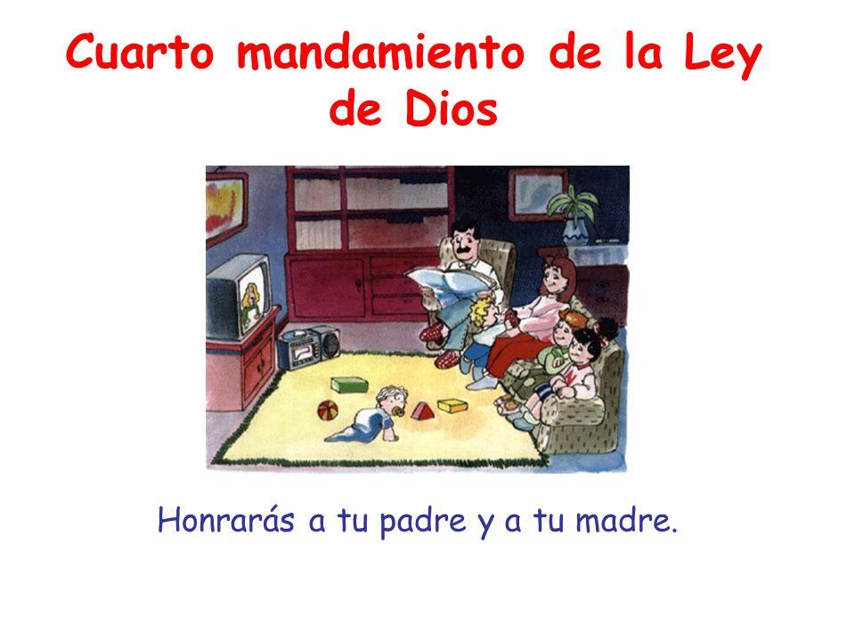 Cuarto mandamiento de la Ley de Dios
