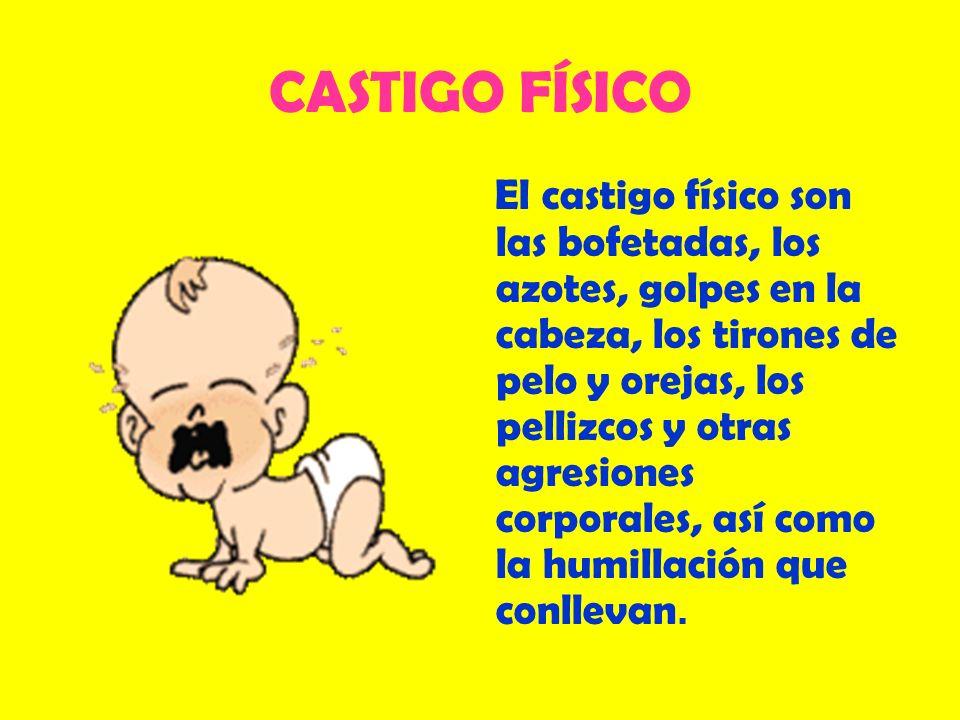 CASTIGO FÍSICO