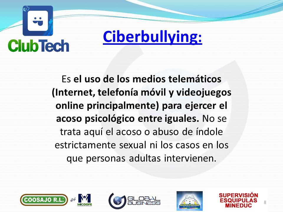 Ciberbullying: