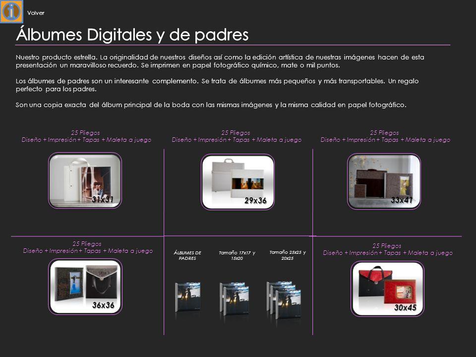 Álbumes Digitales y de padres