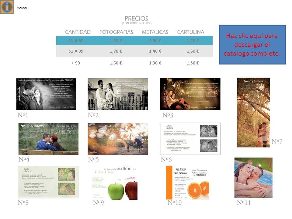 Haz clic aquí para descargar el catalogo completo.