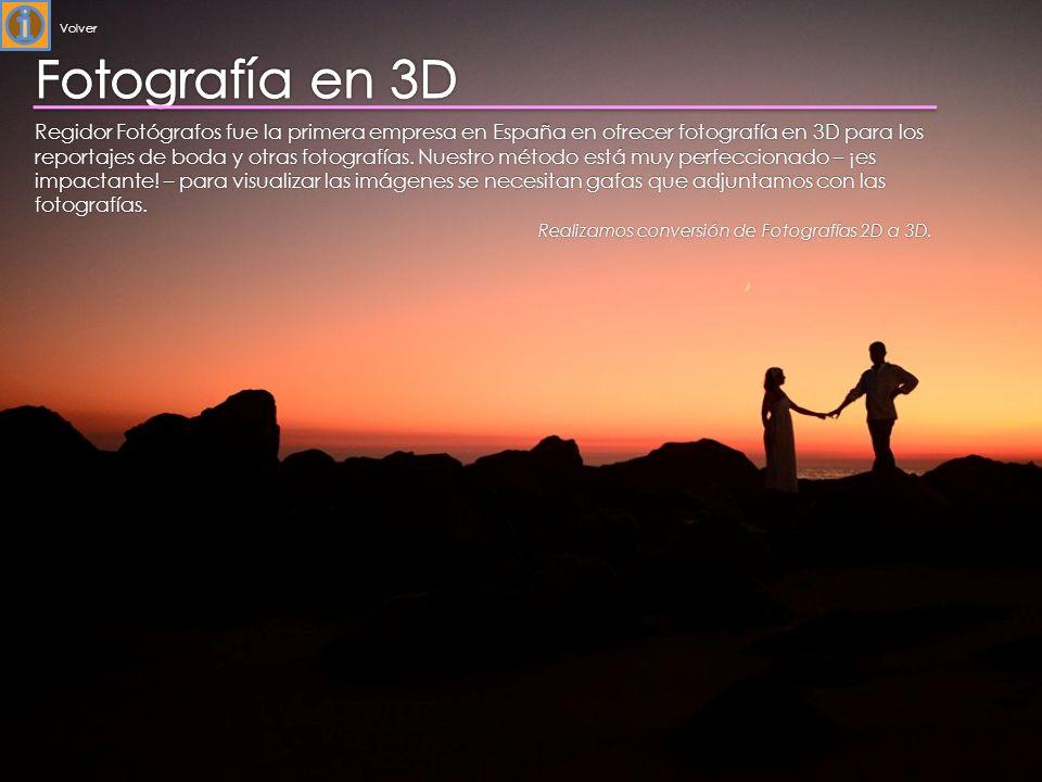 Volver Fotografía en 3D.