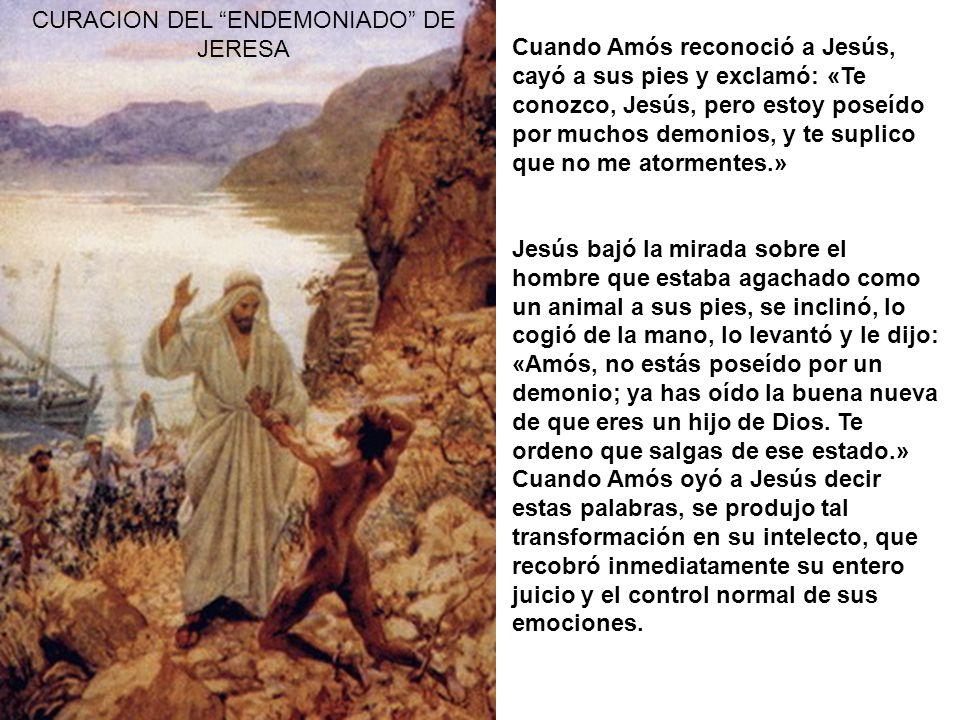 CURACION DEL ENDEMONIADO DE JERESA