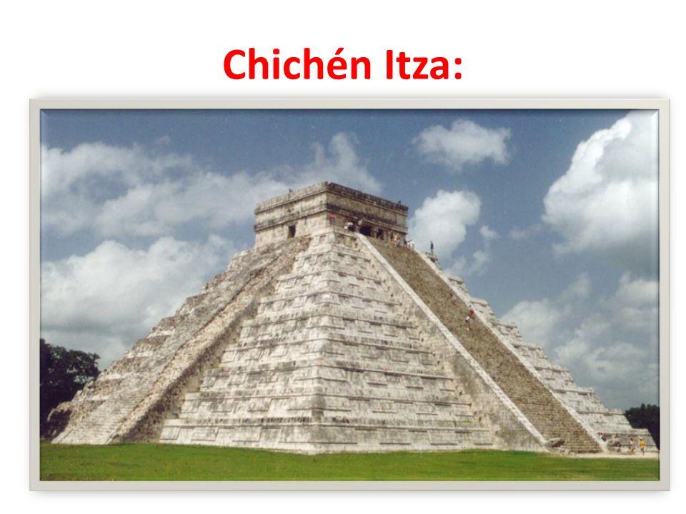 Chichén Itza: