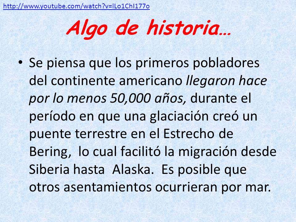 http://www.youtube.com/watch v=lLo1ChI177o Algo de historia…