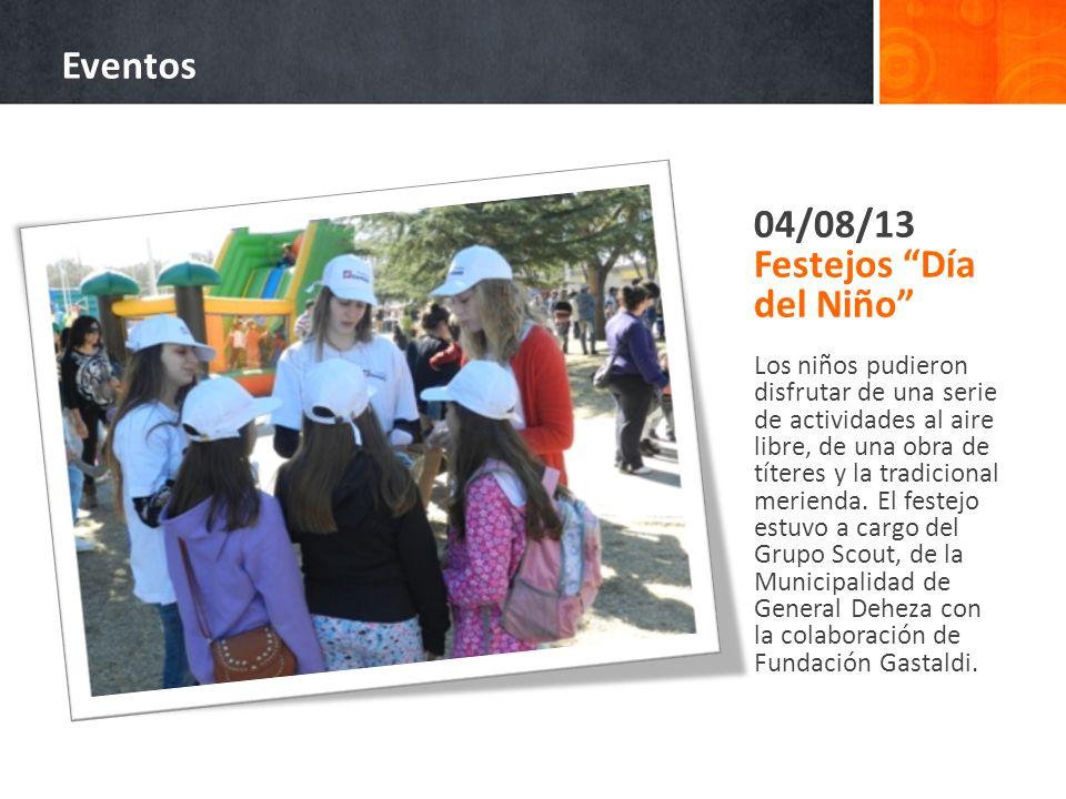 04/08/13 Festejos Día del Niño