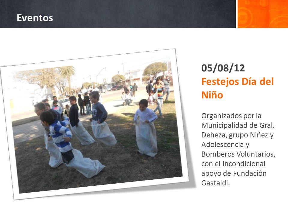05/08/12 Festejos Día del Niño