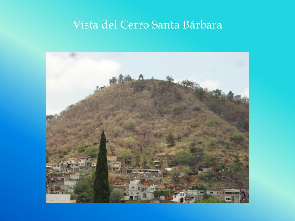 Vista del Cerro Santa Bárbara