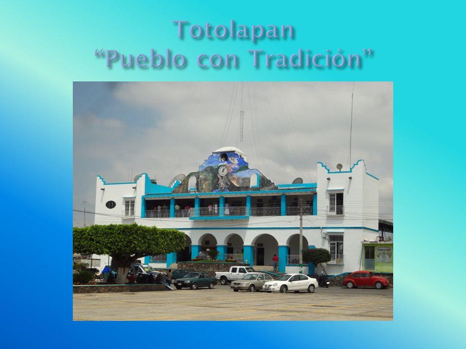 Totolapan Pueblo con Tradición
