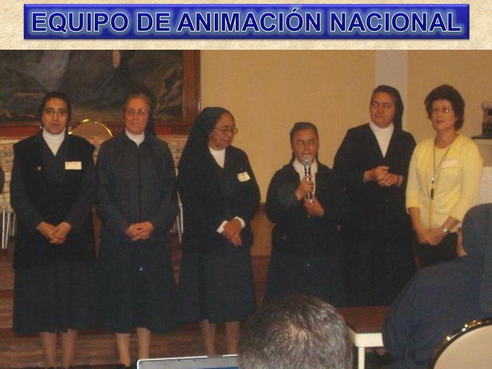 EQUIPO DE ANIMACIÓN NACIONAL