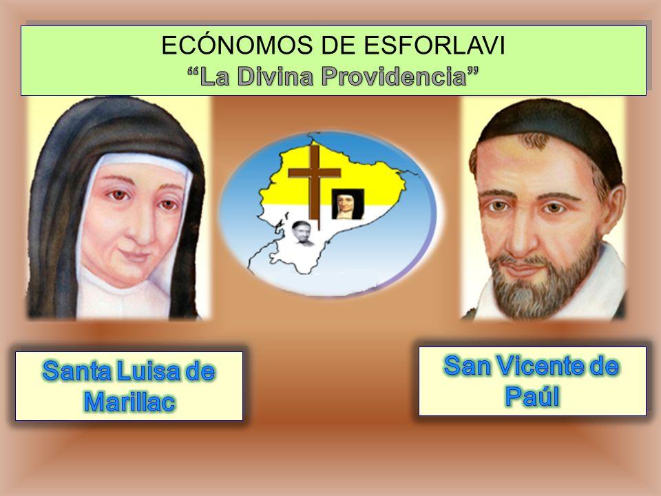 La Divina Providencia Santa Luisa de Marillac