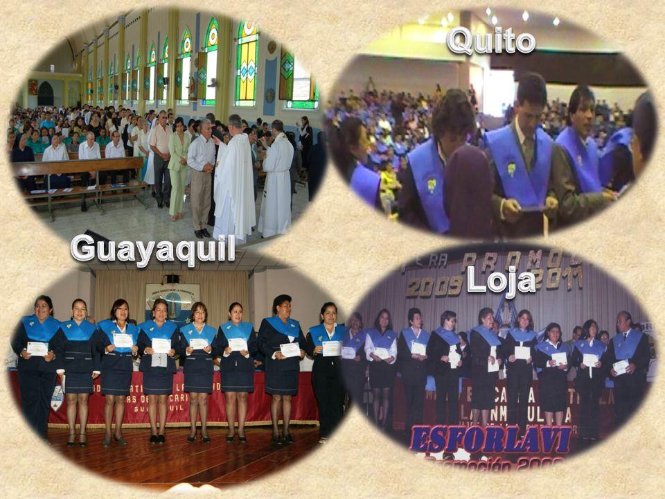 Quito Guayaquil Loja