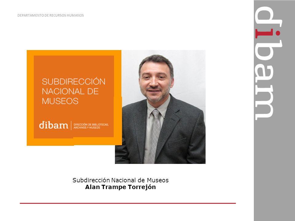 Subdirección Nacional de Museos