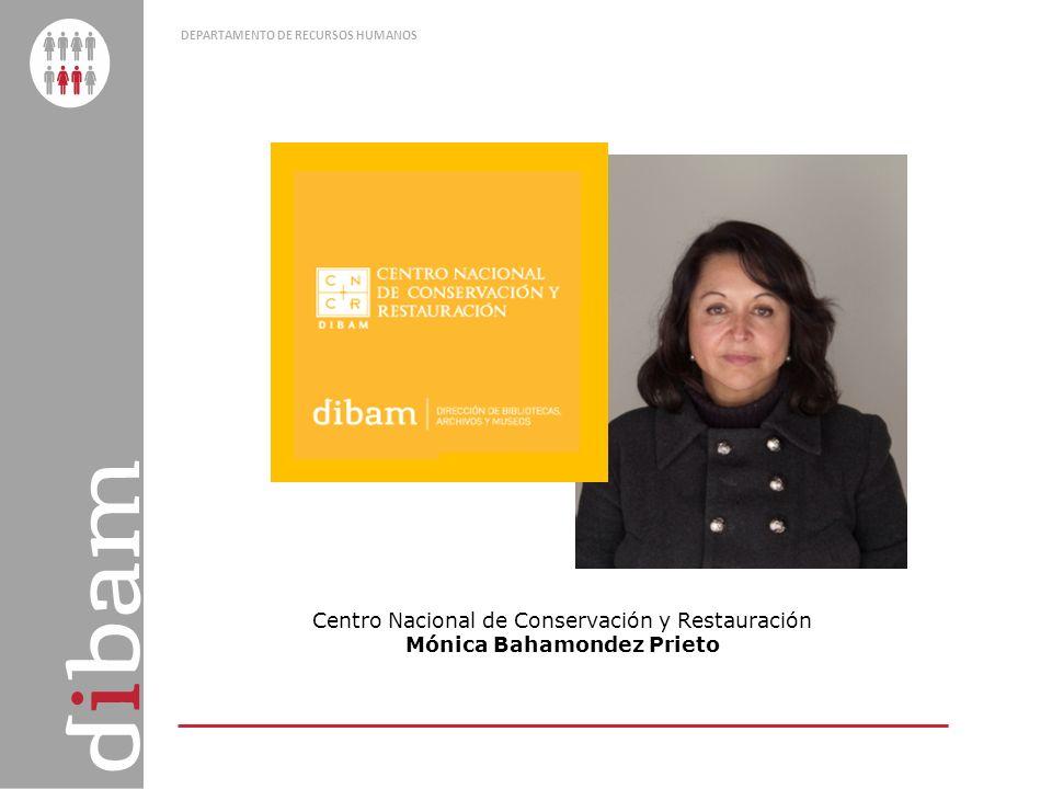 Mónica Bahamondez Prieto