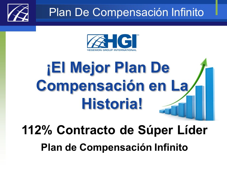 Plan De Compensación Infinito