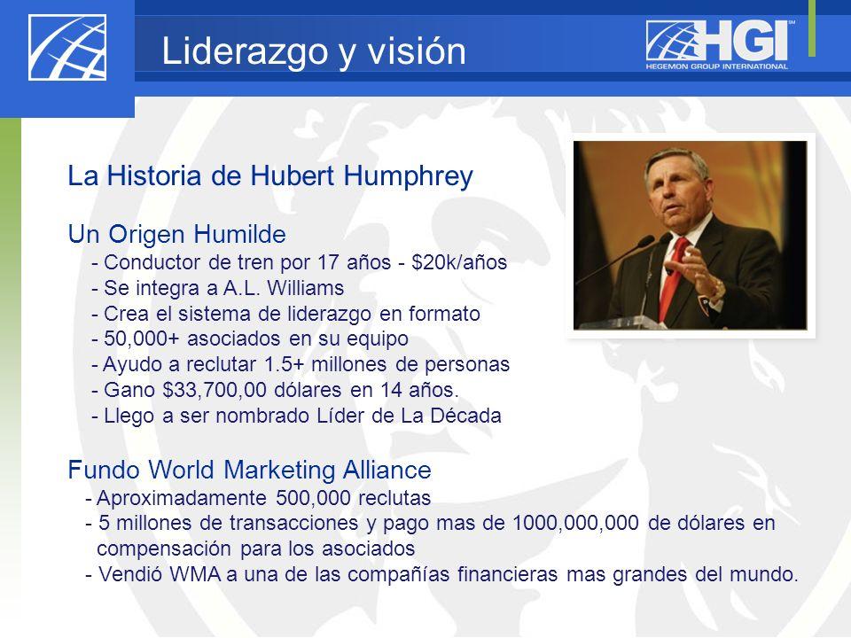 Liderazgo y visión La Historia de Hubert Humphrey Un Origen Humilde