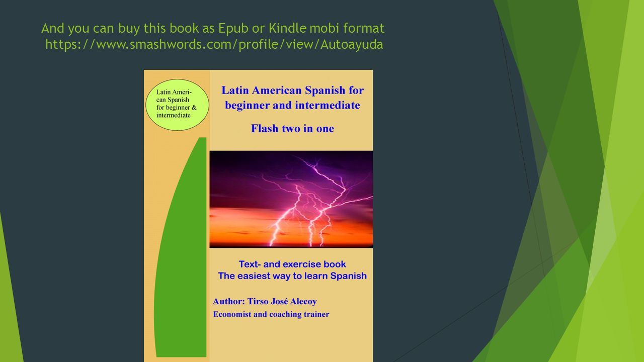 And you can buy this book as Epub or Kindle mobi format https://www