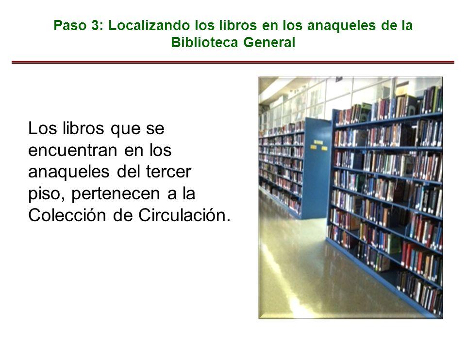 Colección de Circulación.