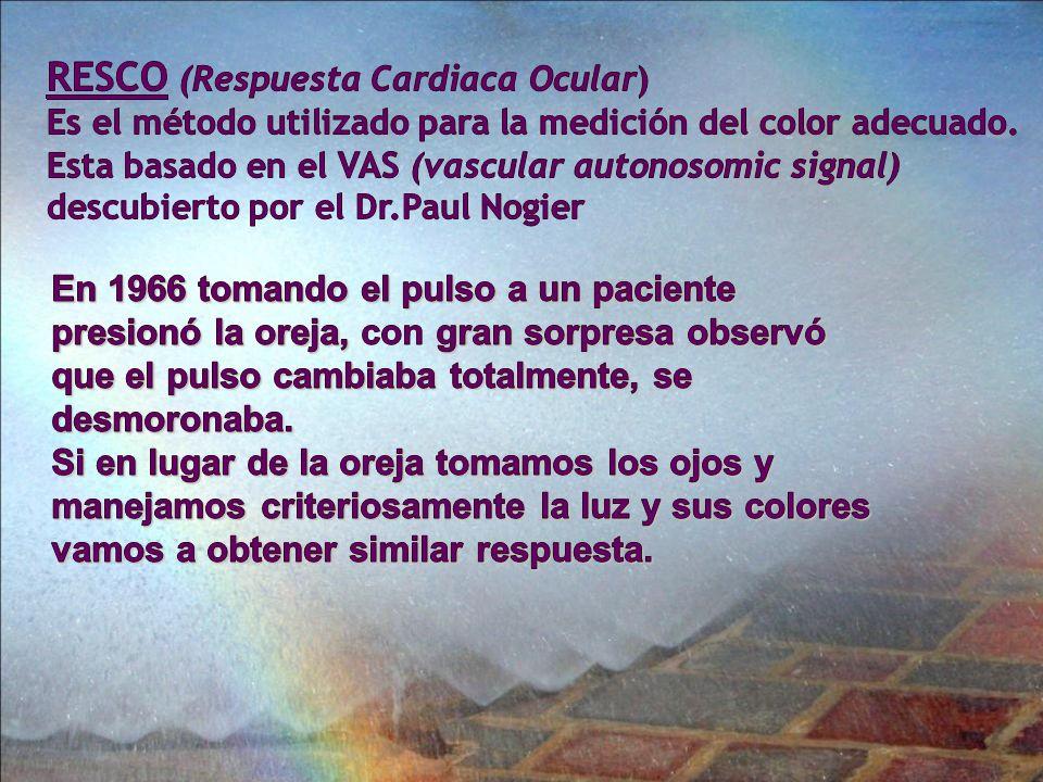 RESCO (Respuesta Cardiaca Ocular)
