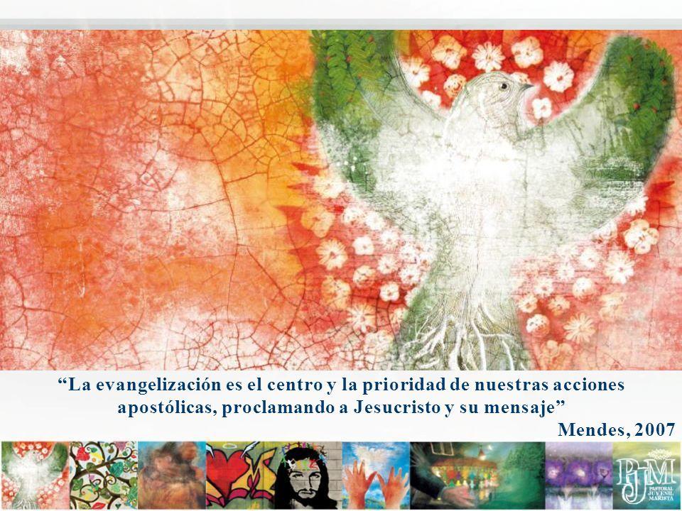 La evangelización es el centro y la prioridad de nuestras acciones