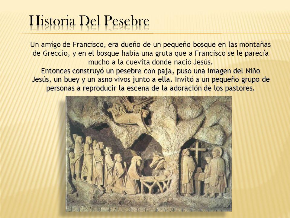 Historia Del Pesebre