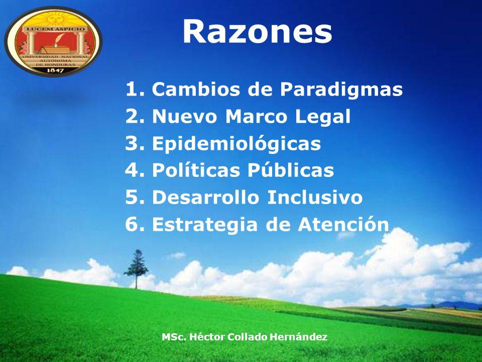 MSc. Héctor Collado Hernández