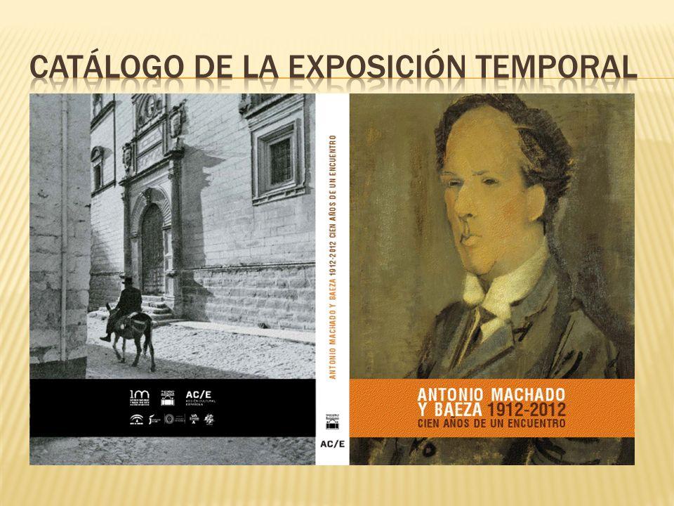 Catálogo de la exposición temporal