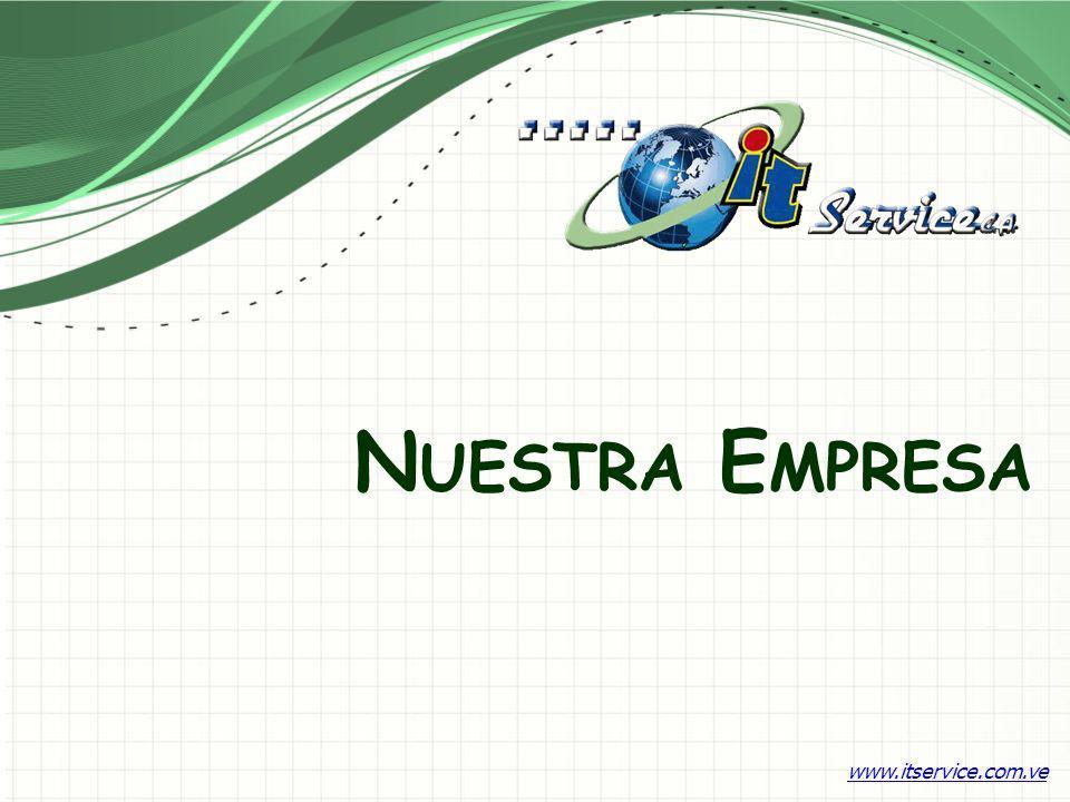 Nuestra Empresa www.itservice.com.ve
