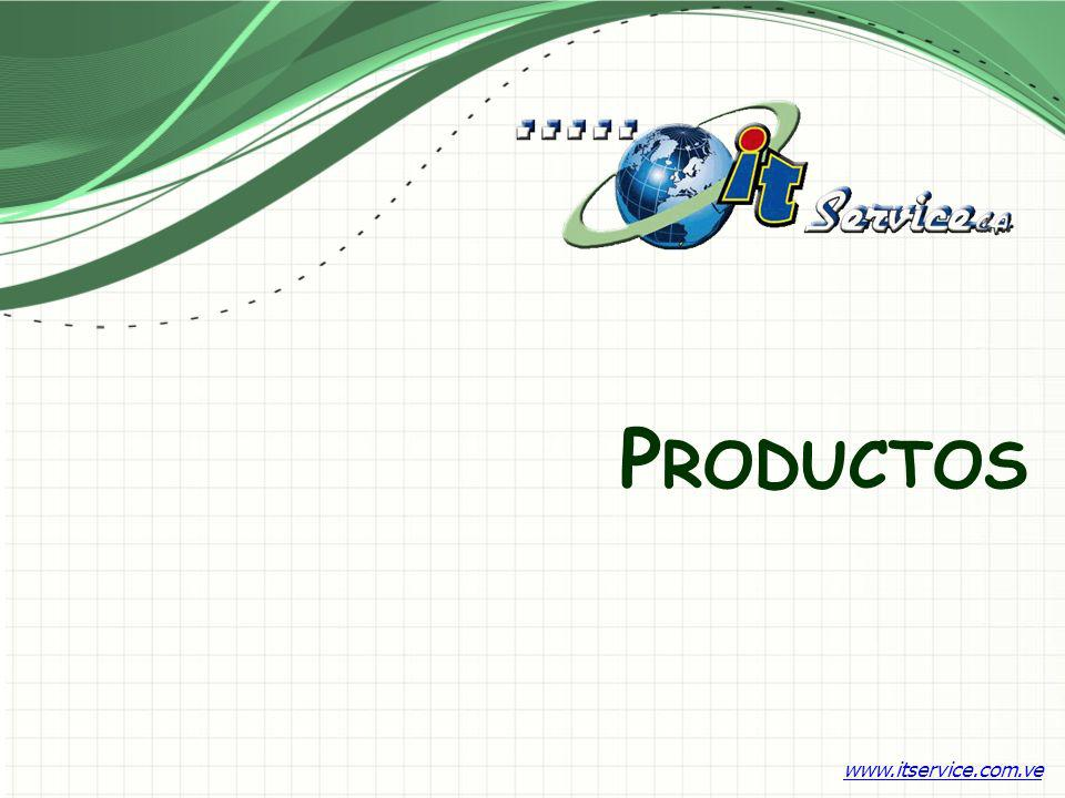 Productos www.itservice.com.ve