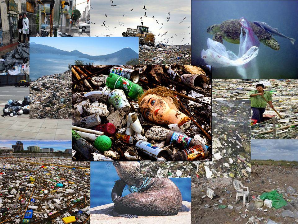 ¿Cómo nuestros residuos afectan al ambiente